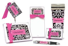 Still needing that perfect last minute graduation gift? The Monogram Shoppe and more... is here to help! Paparte is a great line of note papers, pens, mugs and much more that we can personalize while you wait! Each item comes in a number of different colors and patterns too! Stop into The Monogram Shoppe and more... today to see the perfect and personalized gift that is waiting for you!