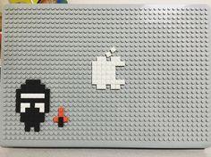 Shop at http://brikbook.com #lego #pixelart #macbook #starwars #apple