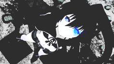 Black Rock Shooter ^^ (GIF)