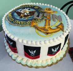 US Navy - CAKE! (this is awesome)