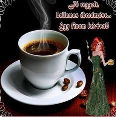 Good Morning, Tableware, Humor, Buen Dia, Dinnerware, Bonjour, Tablewares, Humour, Funny Photos