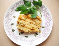 Antoshkowe Smaczki: Pasztet z soczewicy z szparagami Pancakes, Cooking, Breakfast, Food, Kitchen, Morning Coffee, Essen, Pancake, Meals
