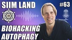 Siim Land is a YouTuber, Podcaster, BioHacker, and Author of a number of books revolving around metabolism, fasting, and #autophagy. We discuss health, wellness, supplementation, meditation, and biohacking in this episode.   #siimland #youtube #youtubers #biohacking #Biohack #weightloss #biohacker #biohackers #adamevans #wetheaether #youtubechannel #youtubevideo #health #wellness #healthandwellness #wellbeing #healthandwellbeing #biohacks #podcast #podcasting #podcaster #podcasts #itunes Adam Evans, Health And Wellbeing, Metabolism, Itunes, Youtubers, Meditation, Author, Weight Loss, Number