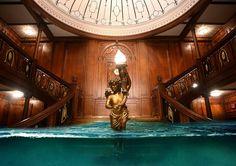 """""""Era el barco más grande que hubiera surcado los mares […]. Insumergible e indestructible, transportaba unos pocos botes, tal como lo exigía la ley. […] y de ser necesarios, habrían dado cabida a quinientos pasajeros"""". Fragmento de""""El Naufragio del Titán"""", escrito por Morgan Robertson en 1898, 24 años antes del hundimiento del Titanic. El 'Titán', un barco idéntico al de la Royal Navy, partió desde Southampton para hundirse una noche de abril tras chocar con un iceberg... #Premonición ©HRO"""