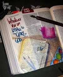 bible journaling ideas - Buscar con Google