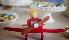 Decoração de festa infantil tema Pequeno Príncipe 25