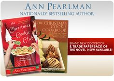 Christmas Cookie Club: Easy to read paperback...includes 12 cookie recipes.