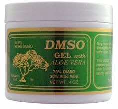 DMSO jako lek nr 1 w każdej apteczce | Na zdrowie Tobie Gel Aloe, Coffee Cans, Aloe Vera, Pure Products, Food, Essen, Meals, Yemek, Eten