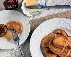 easy vanilla pancakes (gf)