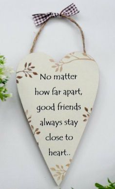 Best Friends Wooden Heart keepsake Gift Plaque/Sign with jute hanger, £7.99 http://www.amazon.co.uk/dp/B006TKHEBS/ref=cm_sw_r_pi_awd_Ad-7sb0Q8SPA5