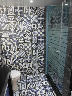 The handmade cement tiles of the Odysseas series are made by traditional technique. Each tile is manufactured individually. All the designs can be made, on request, in any color you wish. Cement Tiles Bathroom, Room Tiles, Mosaic Tiles, Mix Match, Bathroom Ideas, Flooring, Traditional, Wall, Handmade