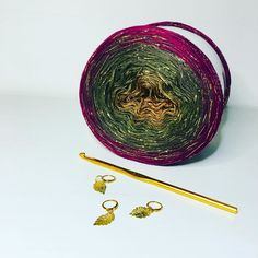 "Alex from Vienna on Instagram: ""So in 💕 with this Yarn  #crochet #crocheting #crochetlove #crochetaddict #crochetastherapy #craftastherapy #crochetgirlgang #instacrochet…"" Embroidery Scissors, Yarn Bowl, Stitch Markers, Vienna, Hooks, Crocheting, Craft Supplies, Unicorn, Patches"