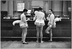 USA. New York City. 1956, Elliott Erwitt