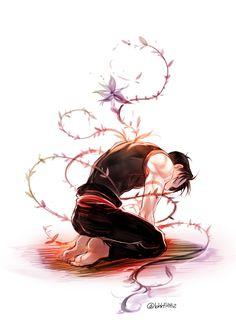 Shingeki no Kyojin, Levi