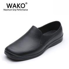 Men Chef Work Shoes Kitchen Abti-slip Safety Oil/&Water Proof Cooking Restaurant