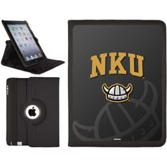 Northern Kentucky University Norse  iPad Logo Watermark Swivel Cover - $24.99