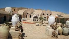 Diar Amor, Matmata, Southern Tunisia