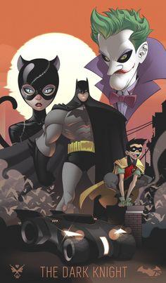 Batman - the Dark Knight I Am Batman, Batman And Catwoman, Batman Vs Superman, Batman Robin, Batgirl, Joker, Comic Book Heroes, Comic Books Art, Comic Art