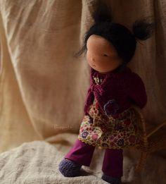 Jona, 12 inch Puppula doll