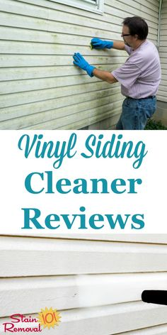 vinyl siding cleaner silver amp cleaner reviews which products work best 10581