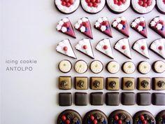#アイシングクッキー# icing cookies#Valentine's Day#heart#バレンタインデー#ハート