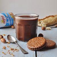 Entre toutes les pâtes à tartiner c'est vraiment celle-ci la meilleure et c'est celle-ci qui se rapproche le plus du nutella®. Que ce soit au niveau du...