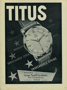 1954 Titus
