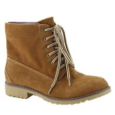 Women Padded Collar Ankle Lace Up Boots Bootie Trends SNJ Shoes *** This is an Amazon Affiliate link. Want additional info? Click on the image.