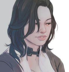 Miranda Lawson - Mass Effect Mass Effect Characters, Mass Effect Games, Mass Effect 1, Mass Effect Universe, Video Game Characters, Fictional Characters, Mass Effect Miranda, Miranda Lawson, Fantasy Female Warrior