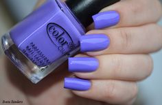 Color Club - Pucci Licious #nail #nails #nailpolish