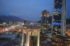 Night time, Monterrey, Mexico