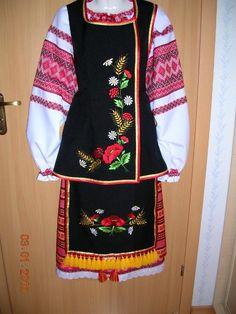 Womens Ukrainian Costume