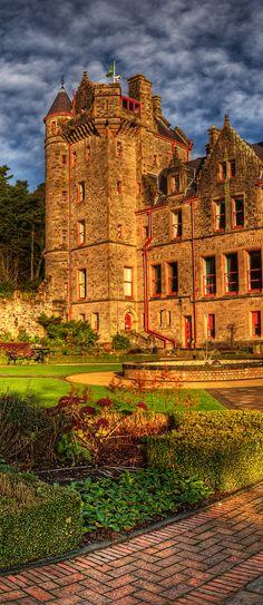 Belfast Castle, Antrim, Northern Ireland