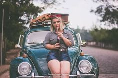 Classic Car News Pics And Videos From Around The World Vw Bus, Volkswagen Group, Volkswagen Models, Car Girls, Pin Up Girls, Chevy, Bruna Marquezini, Kdf Wagen, Hot Vw