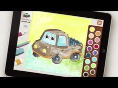 #Memollow Coloring Pages iPad App promo trailer!
