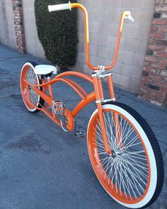 Lowrider cruiser bike ideas – Famous Last Words Custom Beach Cruiser, Beach Cruiser Bikes, Cruiser Bicycle, Push Bikes, Bmx Bikes, Cool Bicycles, Cool Bikes, Tricycle, Lowrider Bicycle