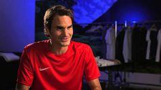 Roger Federer: der Fussball-Fan