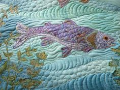 Sewing & Quilt Gallery: Fishies