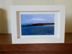 Long Sands Tynemouth near Whitley Bay  Framed by EleanoreDitchburn