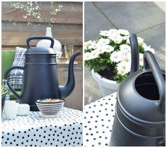 Blogger Milou Nieuwenhuis geeft in haar tuin de Lungo een mooi plekje om te stralen!