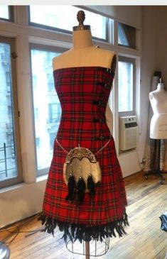 Gorgeous plaid dress!!! # shopkick # treat yourself  I'm all about my Irish and Scottish heritage Cause it reminds me of home. Honor both of our hertiages