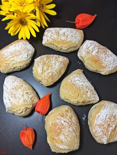 Rustikale Bürli´s - New Site The Breakfast Club, Paleo Breakfast, Crazy Cakes, Paleo Dessert, Bread Rolls, Pampered Chef, Bread Baking, Potato Recipes, Food To Make