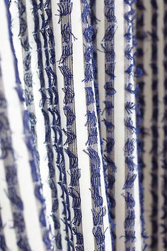 Fringed Toulon Curtain - anthropologie.com