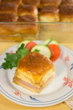 There's nothing mournful about this delicious sandwich recipe. Funeral Sandwiches are ham and cheese baked sandwiches that are perfect as an appetizer or lunchtime meal. It will take you just five minutes to assemble the sandwiches.