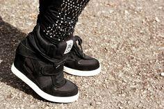ASH Footwear in Black