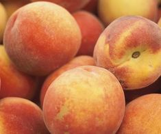 Davis Peach Farm / Pick your own peaches, nectarines, late season apples / Wading River, NY Chilled Soup, Fresh Peach Crisp, Peach Chutney, Crop Insurance, Peach Wine, Fruit Appetizers, Gooseberry Patch, Chutney Recipes, Sweets