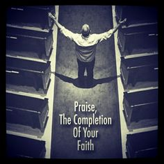 """The next 2 weeks we will be hearing from Minister Amoke Wedington on """"Praise, The Completion Of Your Faith"""". Listen now at www.soundcloud.com/rwolfc"""