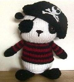 Knitting Patterns Plush Toys : 1000+ images about Animal Knitting Patterns on Pinterest Knitting Patterns,...