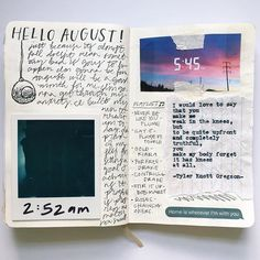 hello August! I can't believe it's almost fall oh my gosh.  (btw-yes I changed…