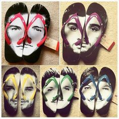 friend: what shoes are you wearing to pool today? me: oh I'm wearing my zayns